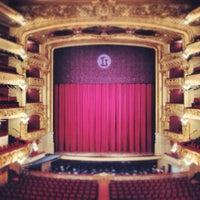 4/10/2013 tarihinde Toni M.ziyaretçi tarafından Liceu Opera Barcelona'de çekilen fotoğraf