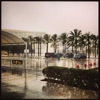 Photo taken at Palma de Mallorca Airport (PMI) by Toni M. on 1/24/2013