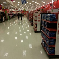 Photo taken at SuperTarget by Jessica R. on 12/11/2012