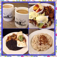 Photo taken at Milo's City Cafe by Rosie F. on 12/22/2013