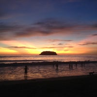 Photo taken at Kata Beach by Надежда Н. on 5/9/2013