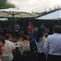 Photo taken at Bar La Frontera by JoseLuí on 7/17/2014