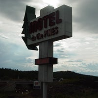 Photo taken at Motel in the Pines by Motel in the Pines on 12/11/2013