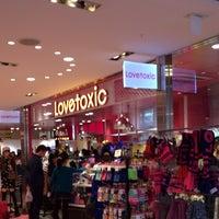 Photo taken at lovetoxic 原宿店 by ganegane on 11/3/2013