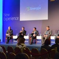Photo taken at Microsoft Sinergija 13 by Nenad P. on 10/25/2013