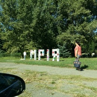 Photo taken at Слов'янськ by Aleksandr B. on 9/9/2016