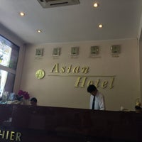 Photo taken at Asian Hotel Ho Chi Minh City by Yuki K. on 3/2/2015