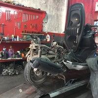 Photo taken at Tunç Motor by Uğur B. on 10/30/2017