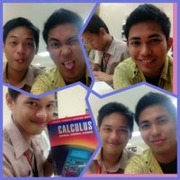 Photo taken at University Of Mindanao Library by Juhans Patrick S. on 8/14/2013