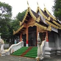 Photo taken at Wat Phan Waen by John O. on 7/3/2017
