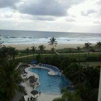 Photo taken at Royal Palm Resort by Sonia R. on 12/11/2012
