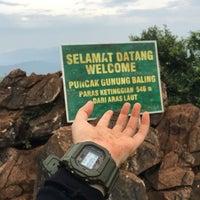 Photo taken at Gunung Baling by Fatin F. on 5/26/2017
