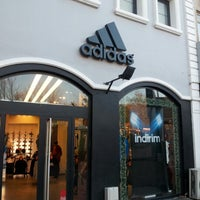 Photo taken at Adidas by Abdullah K. on 2/5/2013