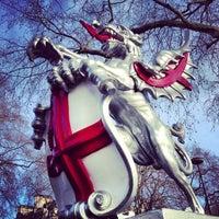 Photo taken at London by Oleg K. on 1/31/2013