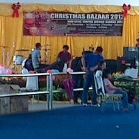 Photo taken at Dewan Suarah by Lloyd P. on 11/29/2012