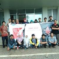 Photo taken at Engineering Faculty Gowa, Hasanuddin University by Vega V. on 2/26/2014
