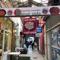 1/19/2018 tarihinde Ömerziyaretçi tarafından Remzi Usta Diyarbakır Lezzetleri'de çekilen fotoğraf