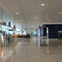 Photo taken at Terminal 2 by Gian Giacomo S. on 5/31/2013