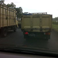 Photo taken at Jalan Tol Padaleunyi by Iman S. on 11/9/2012