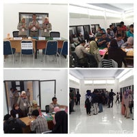 Photo taken at Kantor Wilayah BPN Prov. Sulbar by Gandi Y. on 12/22/2016