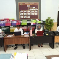 Photo taken at Kantor Wilayah BPN Prov. Sulbar by Gandi Y. on 1/6/2017