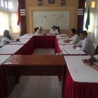 Photo taken at Kantor Wilayah BPN Prov. Sulbar by Gandi Y. on 5/26/2016