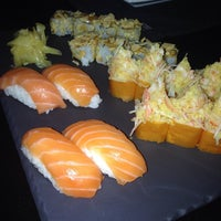 Photo taken at Ta Ta Mi   Japanese Resturant by Bu Hamdan on 12/27/2013
