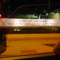 Photo taken at Orlando Police Downtown Patrol Station by Iván L. on 1/13/2014