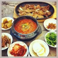 Photo taken at 大长今 Onix Jun Restaurant by Khar Wai L. on 7/22/2013