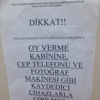 Photo taken at Yıldız Koleji by Ezgi K. on 8/10/2014