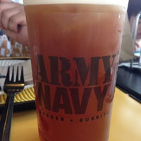 Photo taken at Army Navy Burger + Burrito by Chelo Y. on 4/20/2013