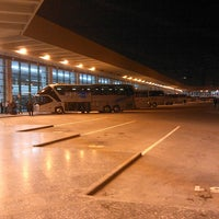 Photo taken at Ankara Inter-City Bus Terminal by Fatih Ç. on 4/12/2013
