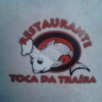 Foto tomada en Restaurante Toca da Traíra por Monica Sequeira L. T. el 4/7/2013