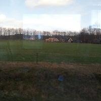 Photo taken at Trein Winterswijk - Zutphen by HaroldinhoXL on 2/17/2013