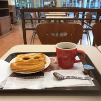 Photo taken at Mister Donut by Mituru T. on 3/30/2017