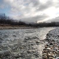 Photo taken at Сержень-Юрт by Dmitry E. on 1/3/2014