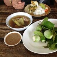 Photo taken at ร้านอาหารนายหัว by Ford B. on 6/15/2013
