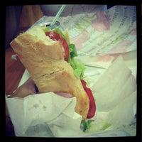 Photo taken at Subway by Eduardo S. on 2/19/2013