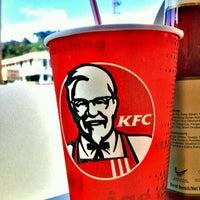 Photo taken at KFC by Evone L. on 1/19/2013