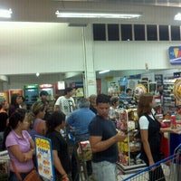 Photo taken at Supermercado Cidade by Everton B. on 1/4/2013