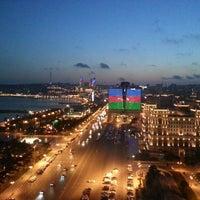 Снимок сделан в JW Marriott Absheron Baku пользователем Pavel K. 9/21/2013
