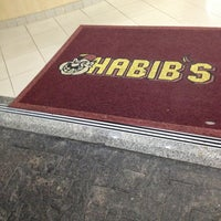 Photo taken at Habib's by Isabele T. on 12/20/2012