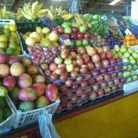 Photo taken at Mercado Municipal de Aracaju by Alex F. on 11/29/2012
