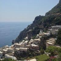 Photo taken at Palazzo Marzoli Resort Positano by Arin A. on 8/5/2013