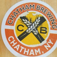 Photo taken at Chatham Brewing by Lori V. on 9/2/2017