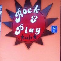 Photo taken at Rock&Play by Fatih Mehmet V. on 7/5/2013