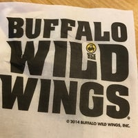 Photo taken at Buffalo Wild Wings by Stephanie T. on 5/22/2017