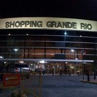 3/25/2013 tarihinde nuno m.ziyaretçi tarafından Shopping Grande Rio'de çekilen fotoğraf