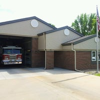 Photo taken at CRFD Fire Station 9 by Skip J. on 7/3/2013