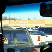 Photo taken at Walmart Supercenter by Rashauna R. on 11/8/2012